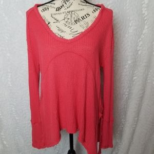 Free People Sunset Park Thermal Top